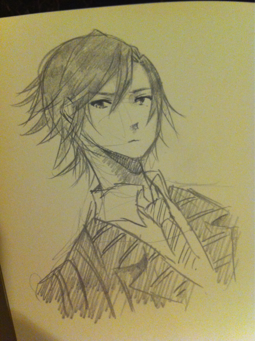 Ichinose Tokiya from Uta No Prince Requested by lutheraxus