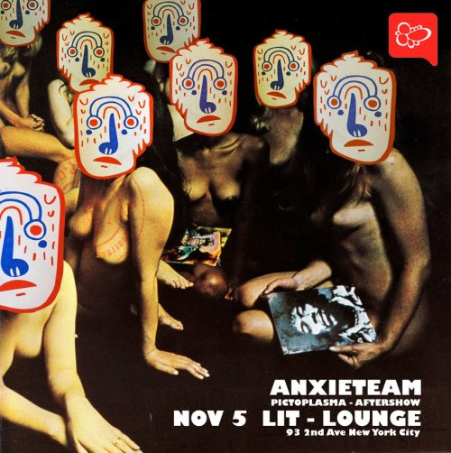 We play an extended show at Lit Lounge in NYC on Saturday 5 November from 10pm. See you there!