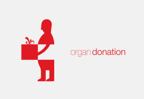 Committee of Organ Donation in LebanonLOGO Design © DDB Dubai Brief: To design the corporate identity for an organ donation initiative. Since  it was our only tool of communication, the design had to instantly  convey the message of organ donation. Whatever we designed had to strike  an emotional chord and subtly prompt people to open up to the idea. Creative execution: When you pledge an organ, you gift someone a new life. We simply brought this insight to life through our design.