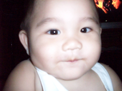 I miss you, Baby. Ghaaaad. I miss him na. :/
