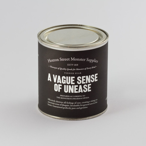 theartofhiding:  confessional canned goods