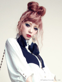 Momoko!!! Currently MURUA is the most stylin` brand IMO! Just wow! <3333