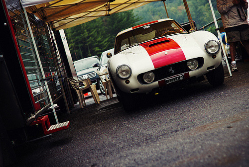 automotivated:  Ferrari 250 GT (by Garret Voight)