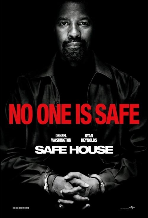 Safe House gets a trailer A first trailer has been released for action thriller Safe House, in which a not-so-cuddly Denzel Washington goes on the rampage as rogue CIA assassin Tobin Frost.Brought in to the titular safe house for questioning (read torture) by the agency, he finds himself in the charge of Ryan Reynolds' rookie agent, although just who is in charge of the situation is up for debate. [TO SEE THE TRAILER, CLICK ON THE POSTER OR FOLLOW THIS LINK]