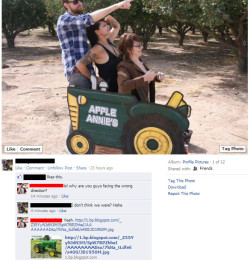 """Fucking tractors. How do they work?"" - hipsters. - Imgur"