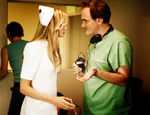 Tarantino & California Mountain Snake (Kill Bill - 2003)