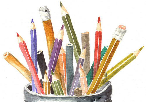 colous:  Colores (Color Pencils) (by Alalipo)