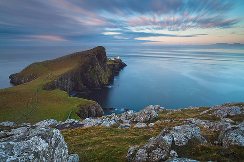Places I'd like to visit #232: Neist Point, Isle of Skye, Scotland, GB ©  Eggles
