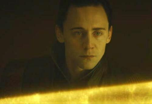 …I wouldn't stand a chance in a staring contest with Loki. I think my body would just surrender after 5 seconds of staring into those eyes! X}