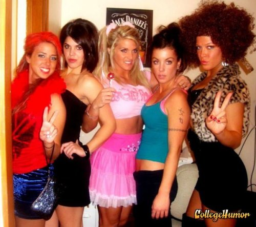 Awesome Costume: Spice Girls