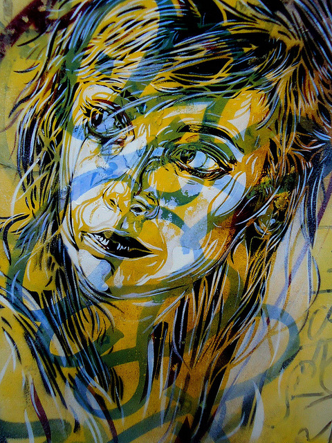 C215 - Marseille (Fr) by C215 on Flickr.