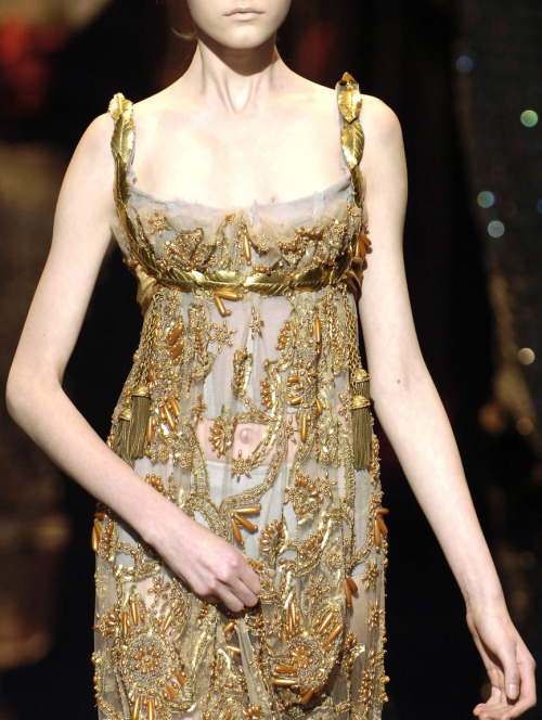 bienenkiste:  Dolce & Gabbana Fall/Winter 2006