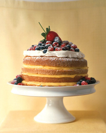 Christmas Lemon and Fruit Cake! (recipe)