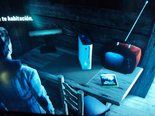 ¡Lo sabia! Alan Wake Night Springs