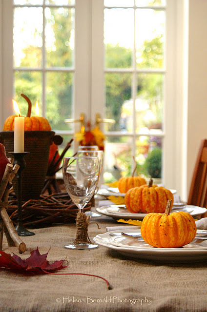Fall Table