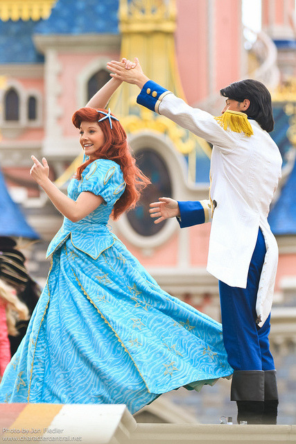 vivalafrankie:  DLP June 2011 - Mickey's Magical Celebration by PeterPanFan