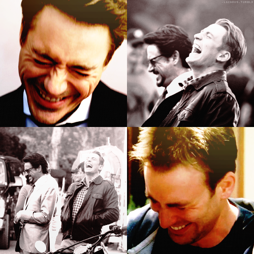 your laughter is always the best cure