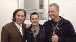 John Doe and Billy Zoom from X!