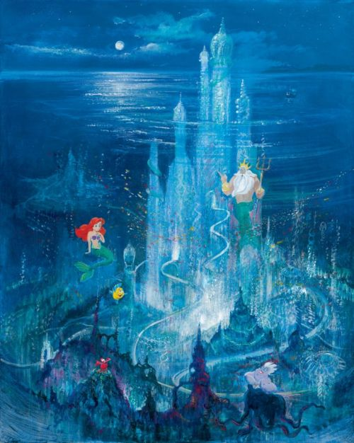James Coleman: The Little Mermaid