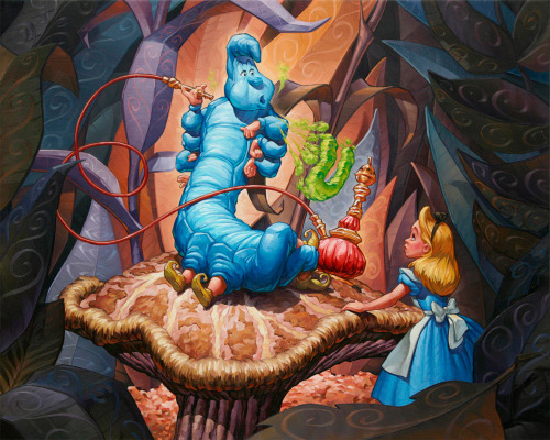 Greg McCullough: Alice in Wonderland (Disney)