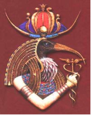 incredible thoth emblem