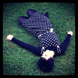 Dead girl (Taken with instagram)