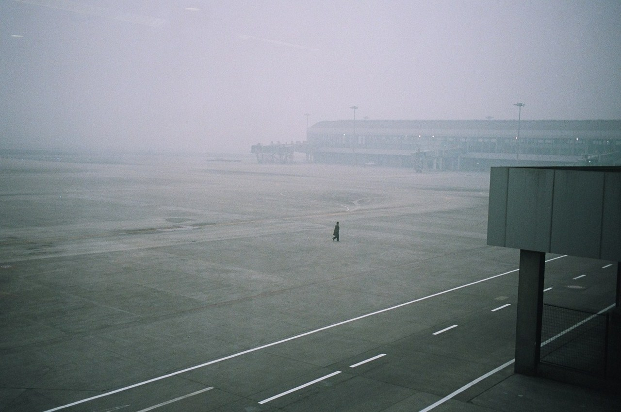 Chengdu Airport, China