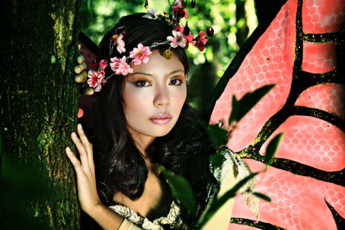 Found myself in wonderland…  (Cherryli's Pre-Debut Photoshoot, Surigao City) Photography: ©Richie Rich Photography Theme and Concept: ©Happily Ever After Events and Creatives Costumes: ©Donald Cayasa Designs and Landscapes