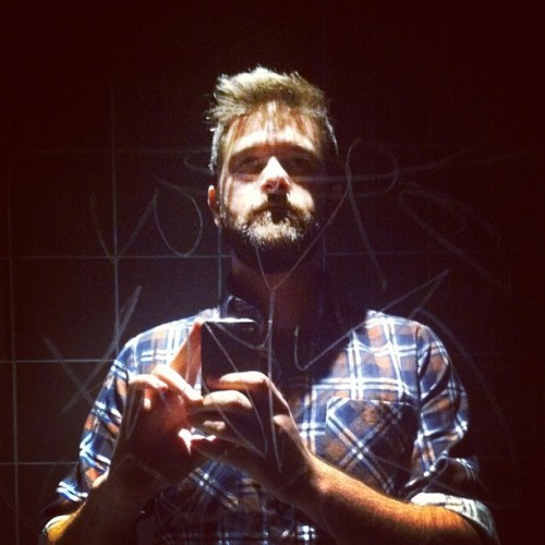 Gpoy plaid shadows (Taken with instagram)