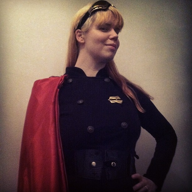My Wife, Superheroine