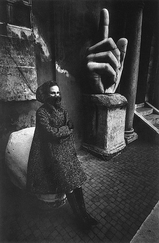 Photograph by Jeanloup Sieff