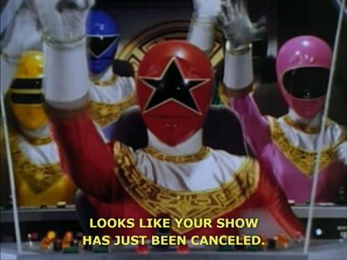 powerrangerscaps:  Wait, what?  Tommy gloating to Scott. I'd like to hear Jayden's response.