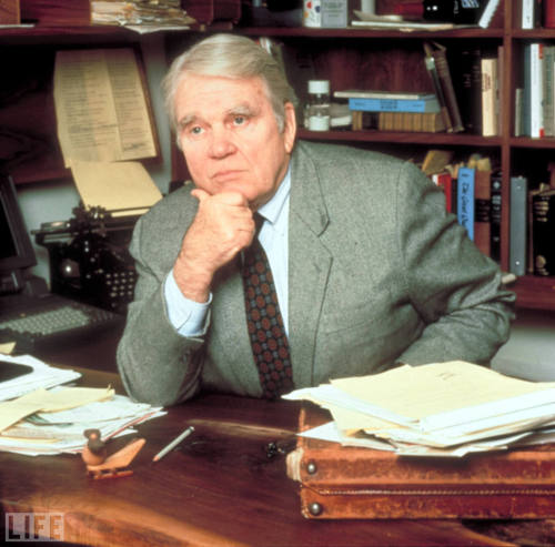 life:  It's no secret that legendary '60 Minutes' commentator Andy Rooney, who died on November 4, 2011 at the age of 92 — was a world-class complainer. Virtually no group, product, or holiday has escaped his often irascible commentary, and here are some of his most memorable targets.  I'll always remember Andy Rooney as my grandpa's favorite part of '60 Minutes'