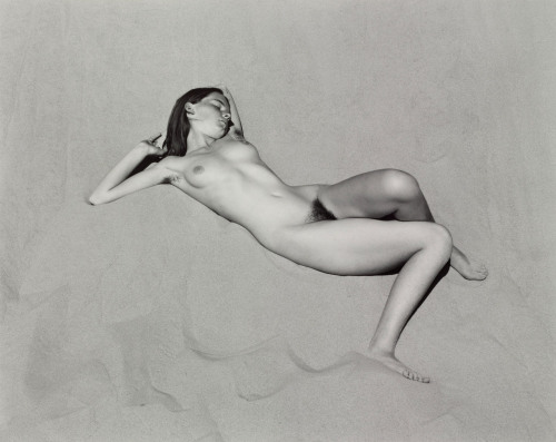 melisaki:  Nude on Sand, Oceano photo by Edward Weston, 1936