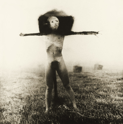 Scarecrow by Matt Mahurin, 1985