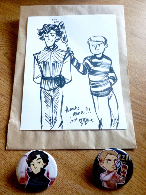 andells:  look at what i got in the mail from blue!!!! SCREAMS thank you so muh huh huh uch gurl you are the greatest THE GREATEST  ilu anna!!!!