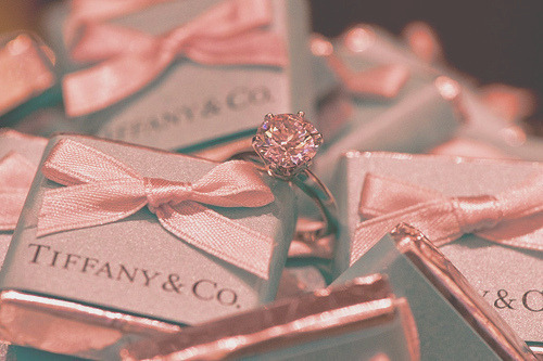 pink Tiffany diamond