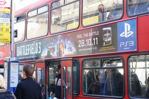 It's a BATTLEFIELD BUS!