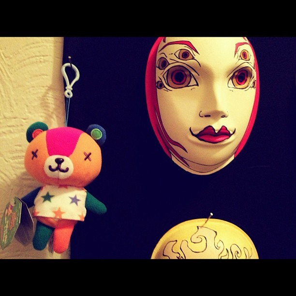 #animalcrossing #mask  (Taken with instagram)