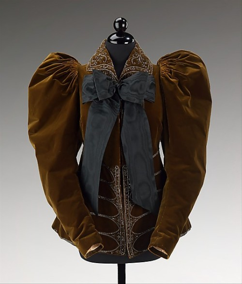 Jacket Worth, 1894 The Metropolitan Museum of Art