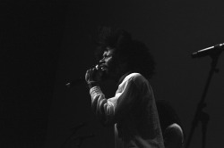 An amazing night of music with the good brother Jesse Boykins III at Harlem's famed Apollo Theater, his performance was nothing short of incredible… Be sure to download music from his previous projects here Photo by Fred Shavies of 3680 Photography