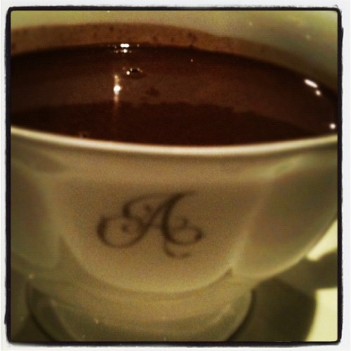 A hot thick cuppa (Taken with instagram)
