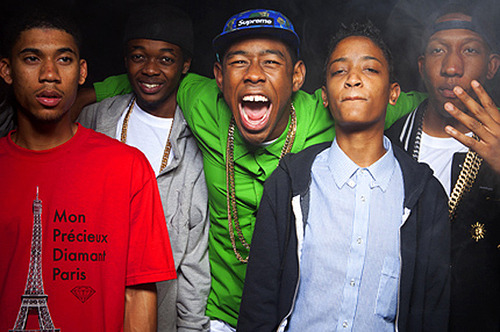 Hodgy x Mike x Tyler x Syd x Left ..