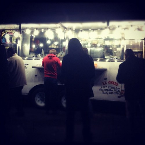 dirty tacos are the cure for everything.  (Taken with instagram)