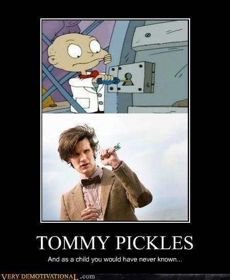 doctorwho:  Tommy Pickles.