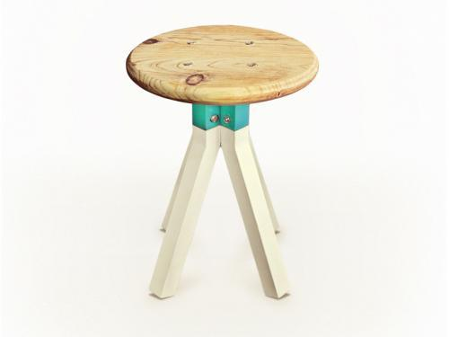 (via El Tianguis Stool)