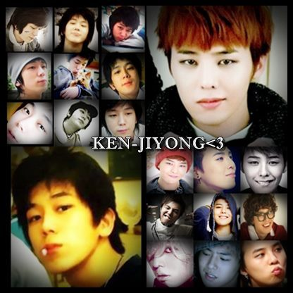 made by Dona :D KenGii bias :))