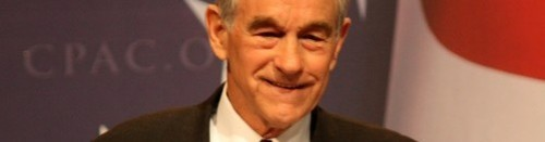 Ron Paul wins another straw poll; Herman Cain right behind: Despite a scandal that chewed up much press energy this week, Herman Cain was only two points behind Ron Paul in a Republican straw poll in Illinois. But Paul still kicked his butt. source Follow ShortFormBlog