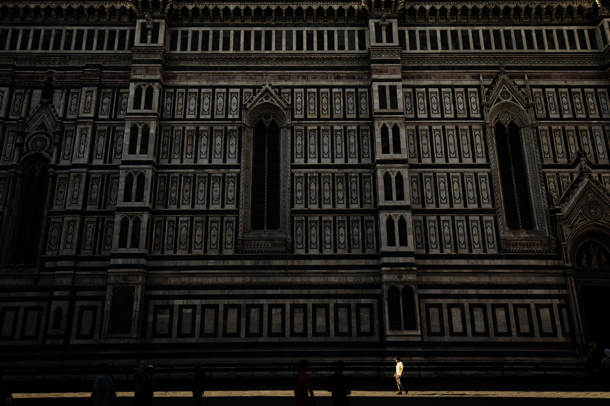 Finally one of my own pictures. Florence, Italy, 2011.