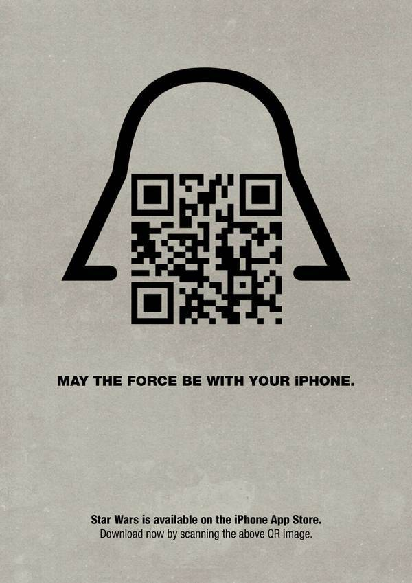 tiefighters:  Star Wars App / Advertising Campaign - by Benedetto Papi